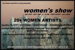 Womens Show At The Art House